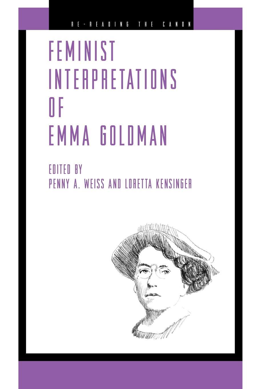 Feminist Interpretations of Emma Goldman недорго, оригинальная цена