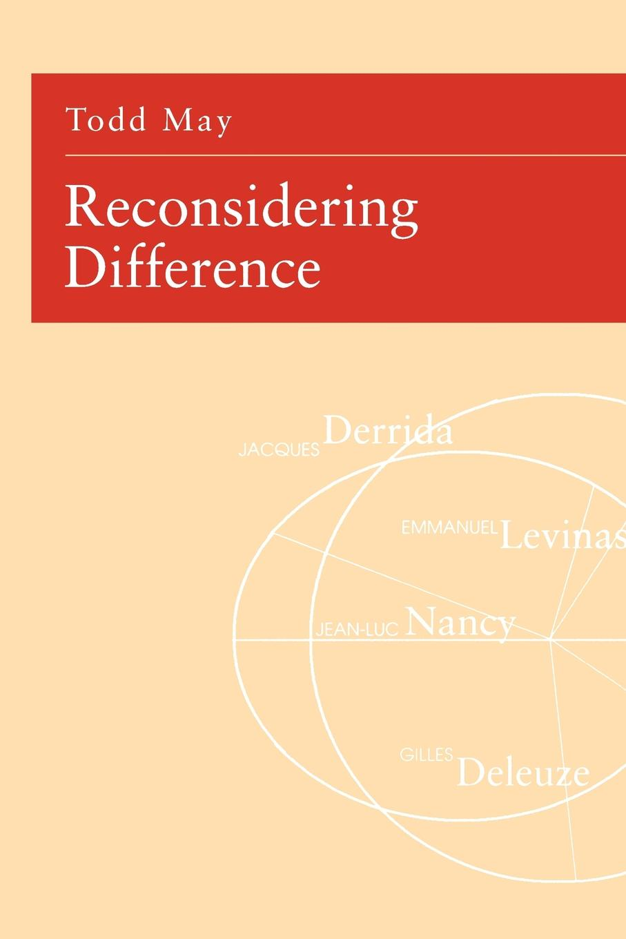 Todd May Reconsidering Difference. Nancy, Derrida, Levinas, Deleuze andrea conque johnson heidegger levinas and the feminine