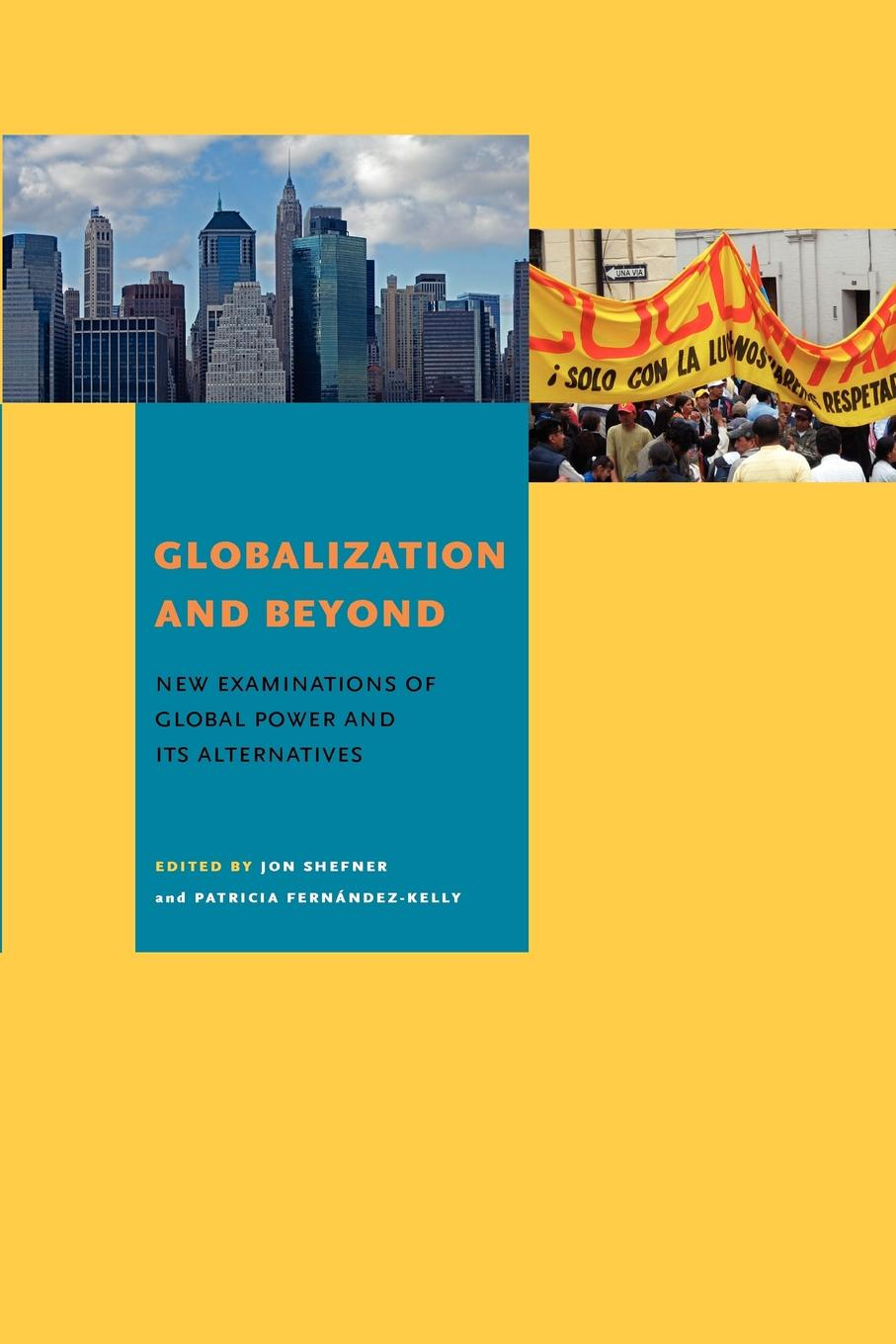 Globalization and Beyond. New Examinations of Global Power and Its Alternatives недорго, оригинальная цена