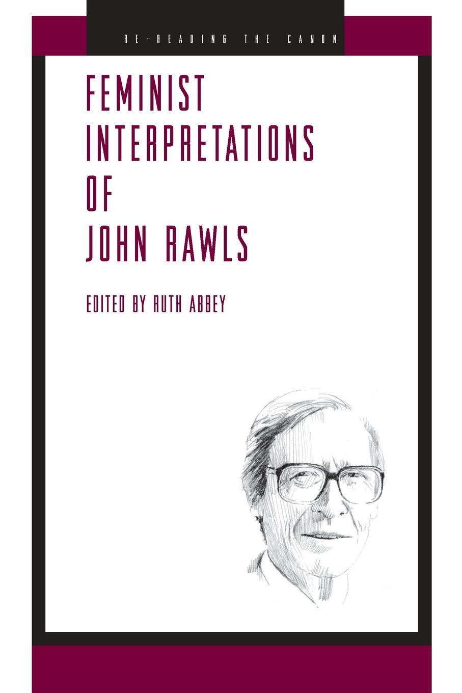 Feminist Interpretations of John Rawls недорго, оригинальная цена