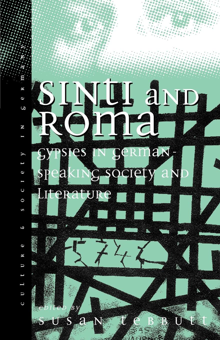 Фото - Sinti and Roma in German-Speaking Society and Literature. Volume 2 the penguin german phrasebook