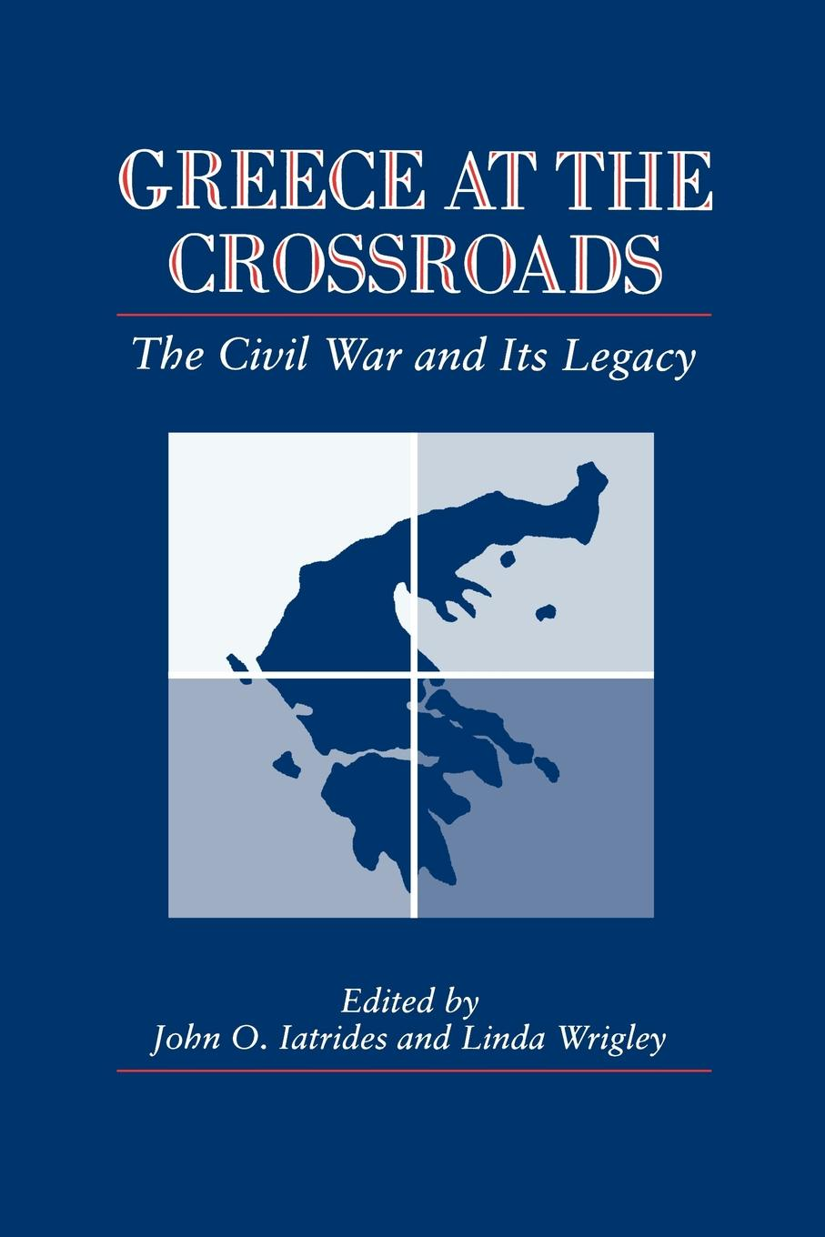 Greece at the Crossroads. The Civil War and Its Legacy two poets at crossroads