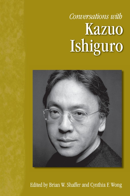 Conversations with Kazuo Ishiguro недорого