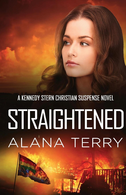 Alana Terry. Straightened