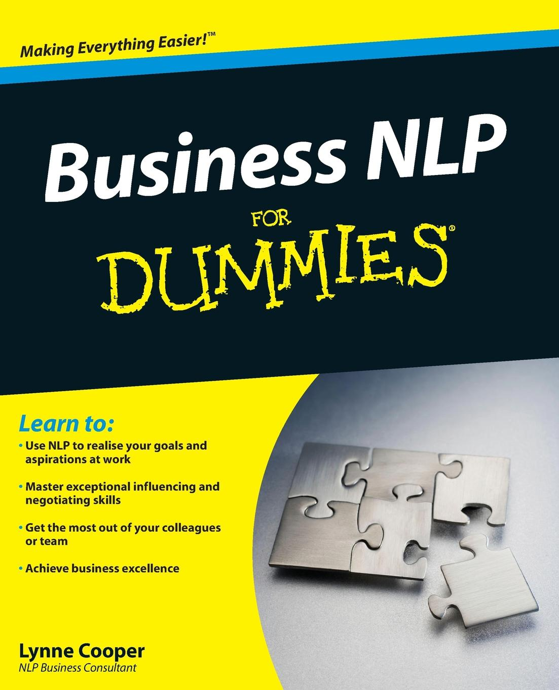 Cooper Business NLP For Dummies richard pettinger business studies for dummies