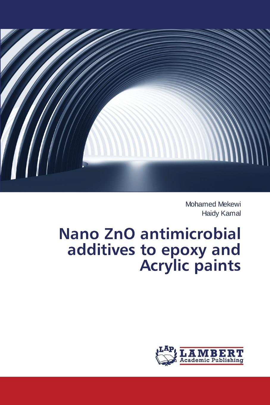 Mekewi Mohamed, Kamal Haidy Nano ZnO antimicrobial additives to epoxy and Acrylic paints цена и фото