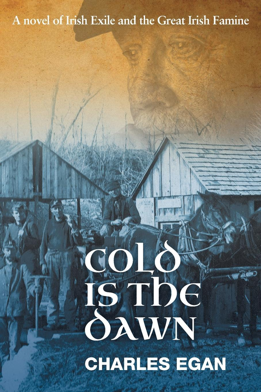 Charles Egan Cold is the Dawn. A Novel of Irish Exile and the Great Irish Famine ashton john the dawn of the xixth century in england