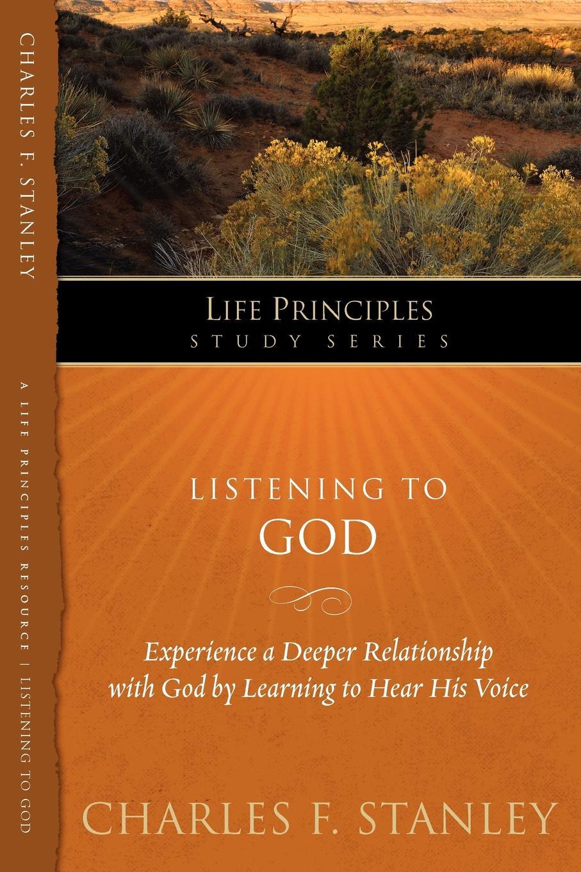 Charles F. Stanley Listening to God communicate 1 listening