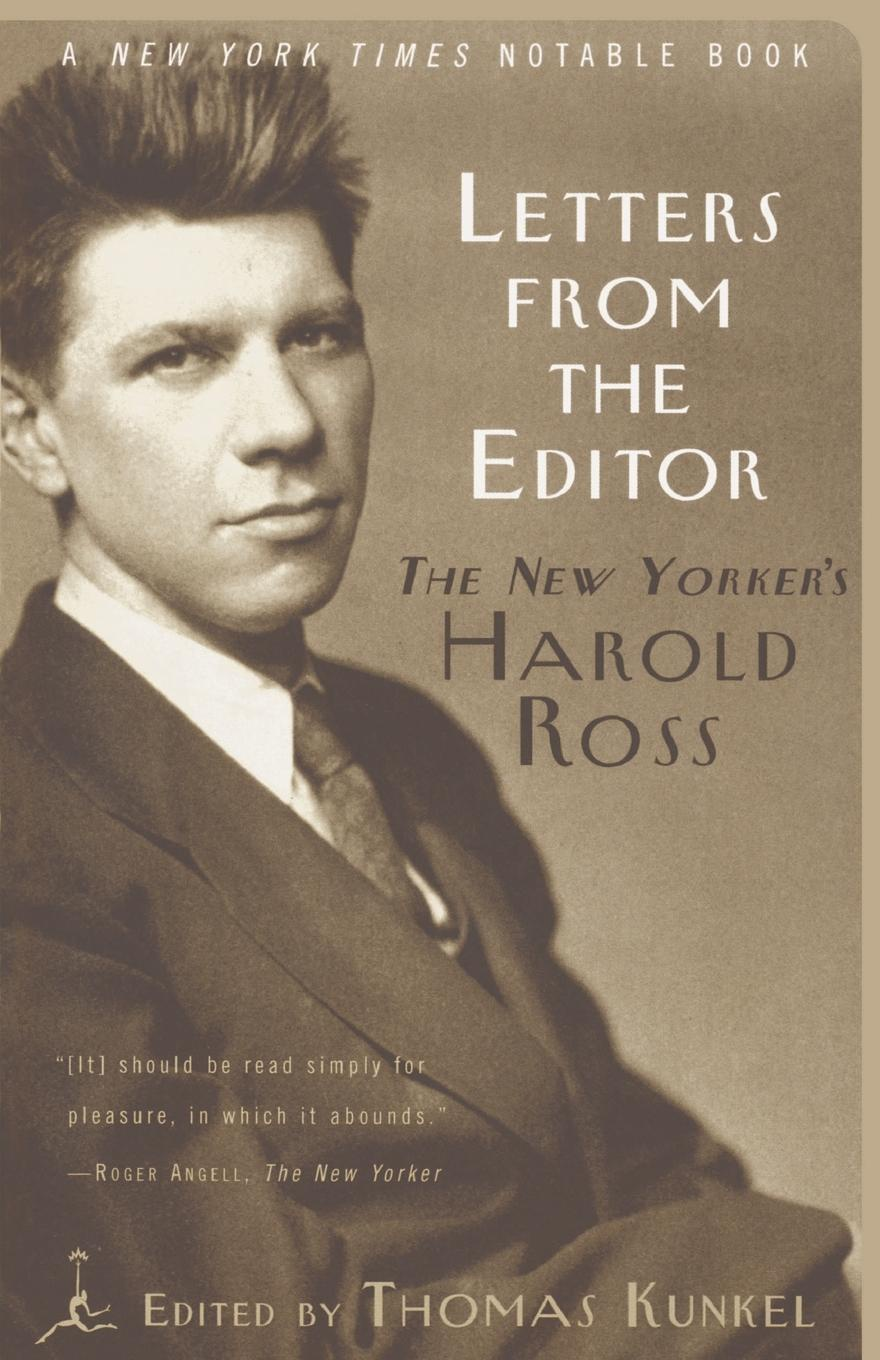 цена Harold Wallace Ross Letters from the Editor. The New Yorker's Harold Ross онлайн в 2017 году