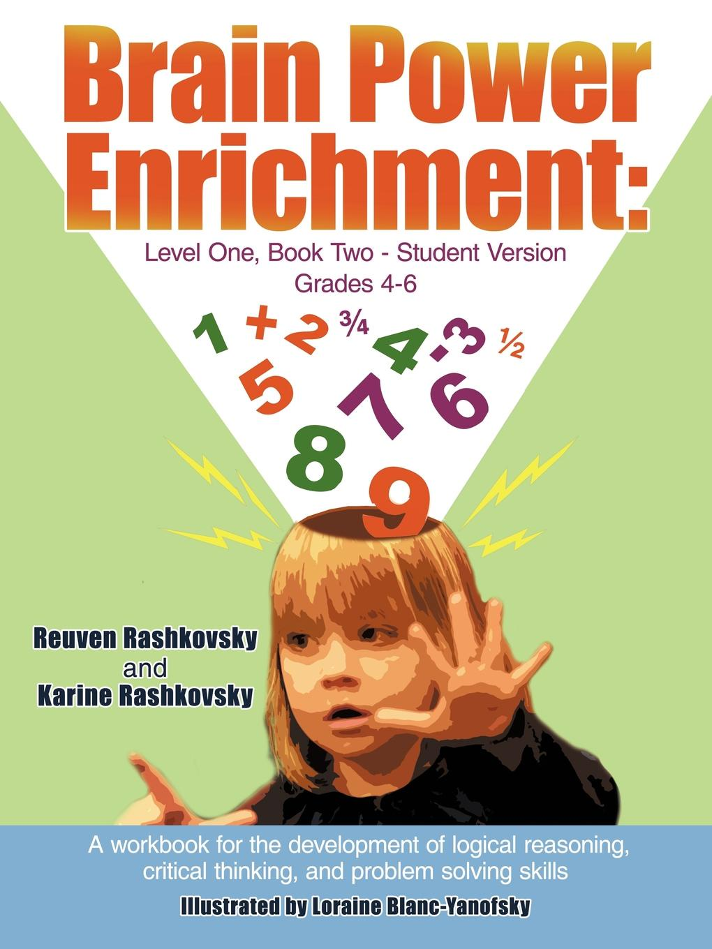 Brain-Power-Enrichment-Level-One-Book-Two-Student-Version-Grades-4-6--A-workbook-for-the-development-of-logical-reasoning-critical-thinking-and-proble
