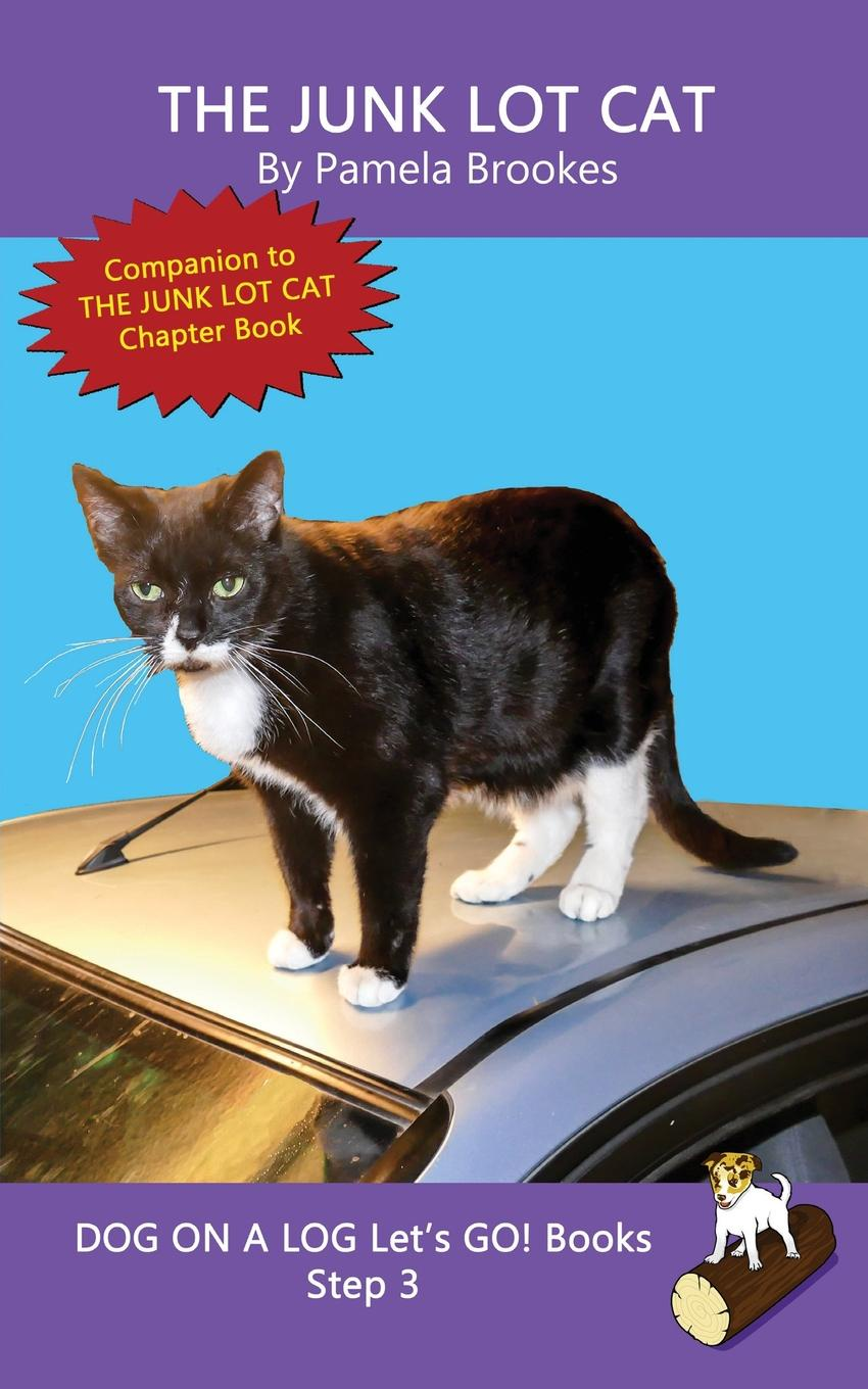 Pamela Brookes The Junk Lot Cat. Systematic Decodable Books Help Developing Readers, including Those with Dyslexia, Learn to Read with Phonics 20pcs lot tps61221dckr tps61221