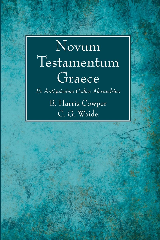 Novum Testamentum Graece t p platt novum testamentum domini nostri et servatoris jesu christi aethiopice