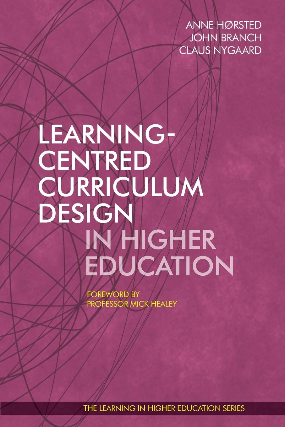 Anne Hørsted Learning-Centred Curriculum Design curriculum