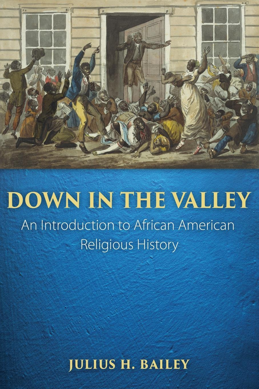 Julius Bailey Down in the Valley. An Introduction to African American Religious History asian american history a very short introduction