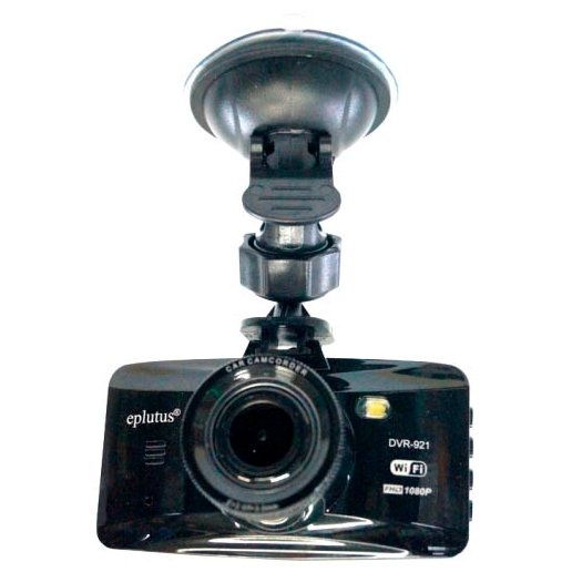 Видеорегистратор Eplutus DVR-921 с двумя камерами и Wi-Fi видеорегистратор vehicle blackbox dvr цена