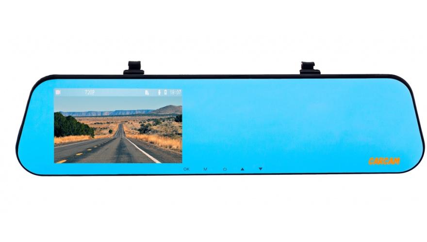 Видеорегистратор-зеркало КАРКАМ Z4 HD видеорегистратор каркам т1