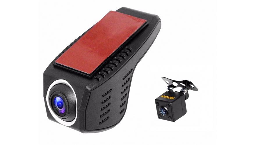 Видеорегистратор КАРКАМ U4-FullHD видеорегистратор каркам т1