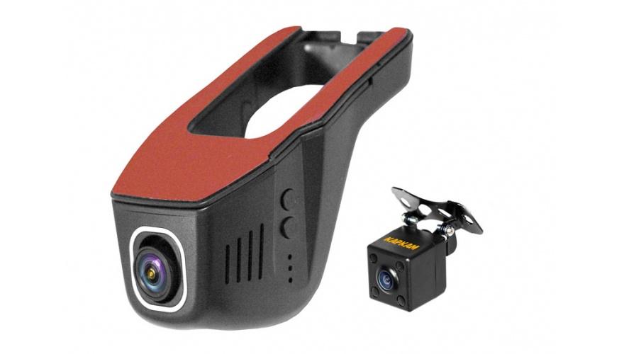 Видеорегистратор КАРКАМ U8-FullHD видеорегистратор каркам т1