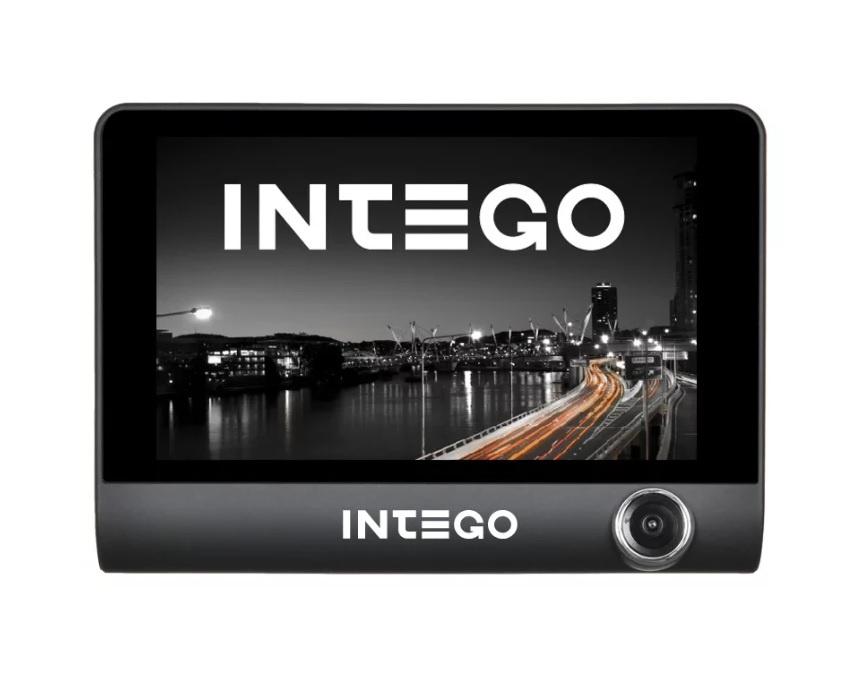 Видеорегистратор Intego VX-315DUAL видеорегистратор intego vx 295