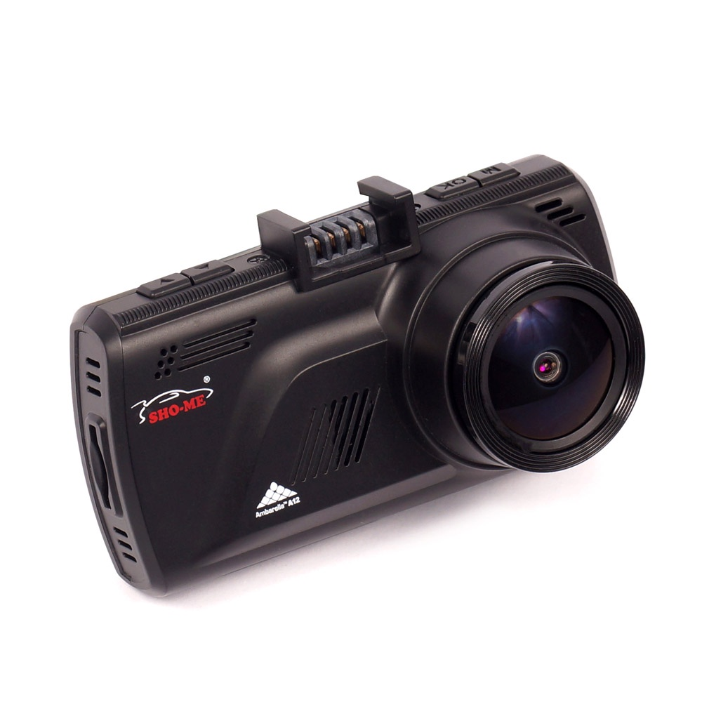 Видеорегистратор SHO-ME A12-GPS/GLONASS sho me a7 gps glonass