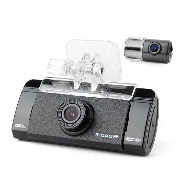 Видеорегистратор IROAD DASH CAM V9 с GPS видеорегистратор yi dash camera 4 pda