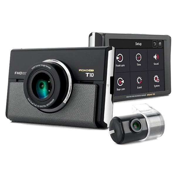 цена на Видеорегистратор IROAD DASH CAM T10 с GPS