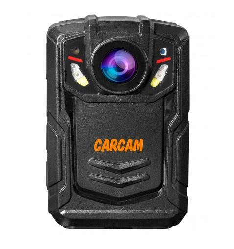 Носимый нагрудный видеорегистратор Каркам КОМБАТ 2s 64Гб видеорегистратор каркам т1