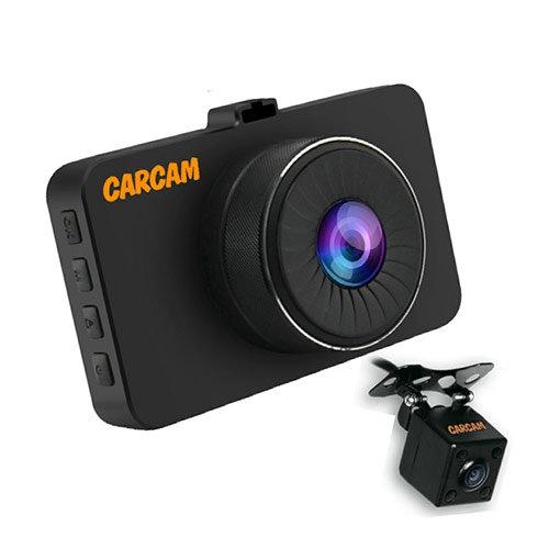 Видеорегистратор CARCAM F3 каркам z 360 видеорегистратор автомобильный