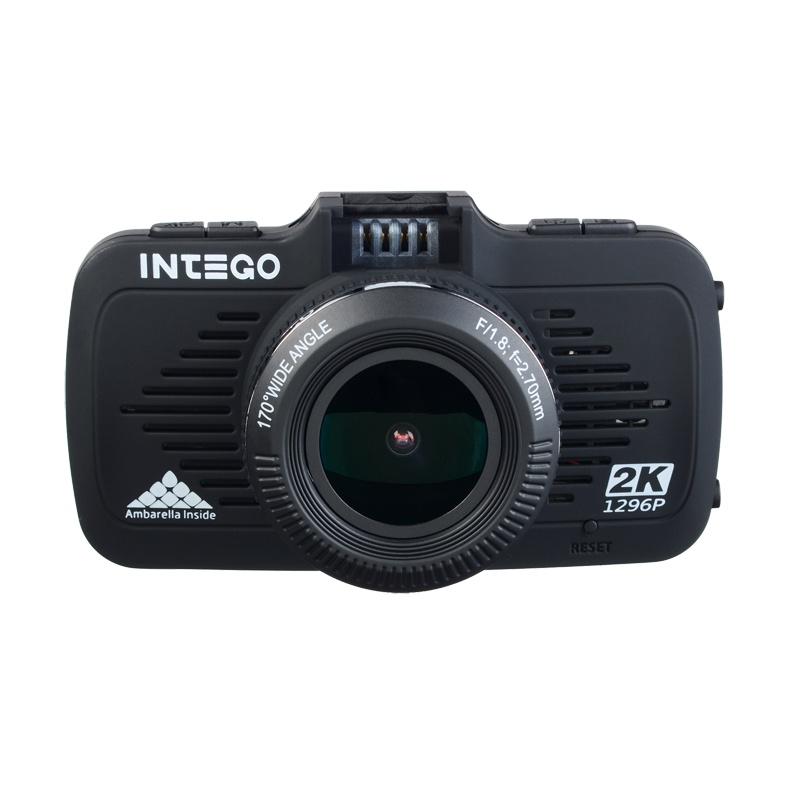 Видеорегистратор Intego G-FORCE PRO (GPS) видеорегистратор harper pro view 7751 gps