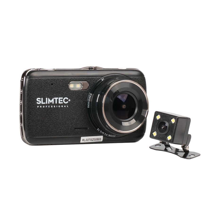 Видеорегистратор SLIMTEC Dual S2l автомобильный видеорегистратор slimtec dual m7