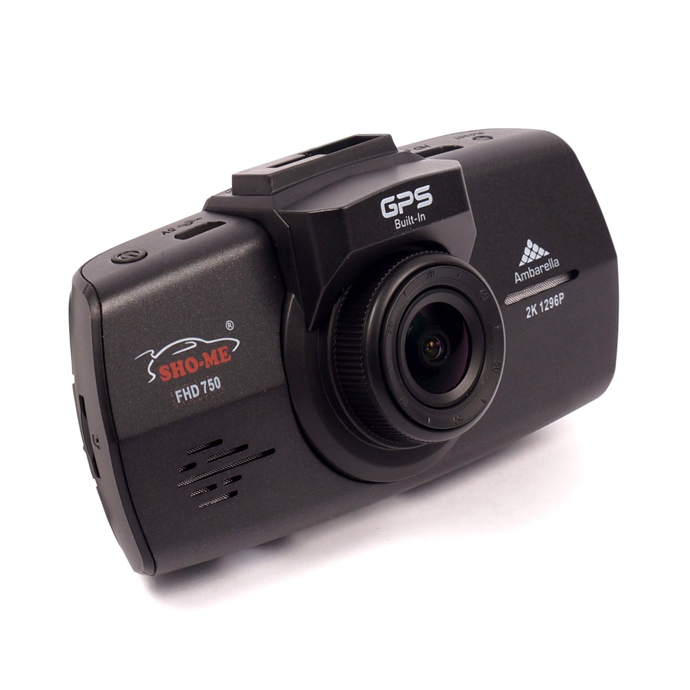 Видеорегистратор Sho-Me FHD 750 sho me a7 gps glonass