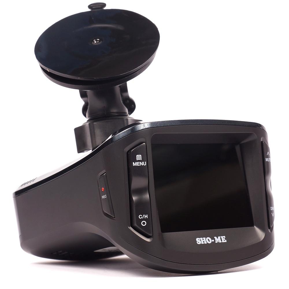 Видеорегистратор Sho-Me Combo №1 A12 SIGNATURE с GPS/ГЛОНАСС модулем sho me a7 gps glonass