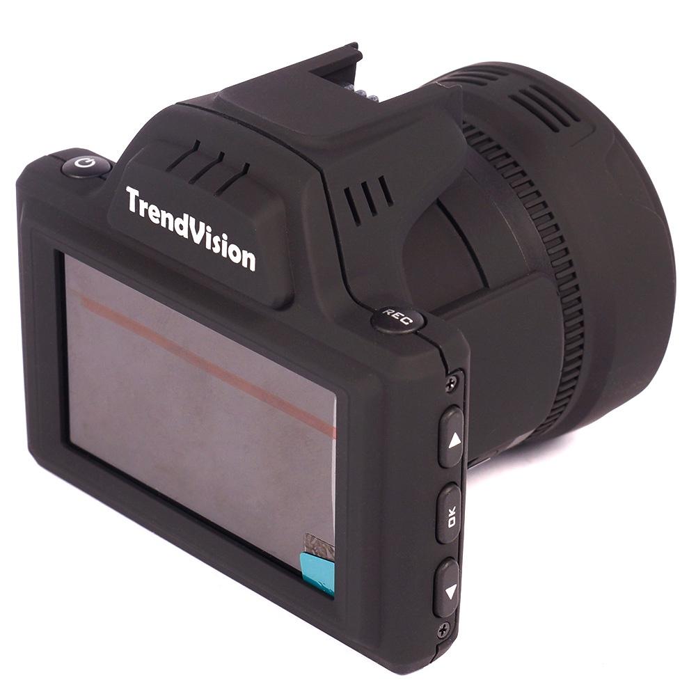 Видеорегистратор с радар-детектором TrendVision Combo
