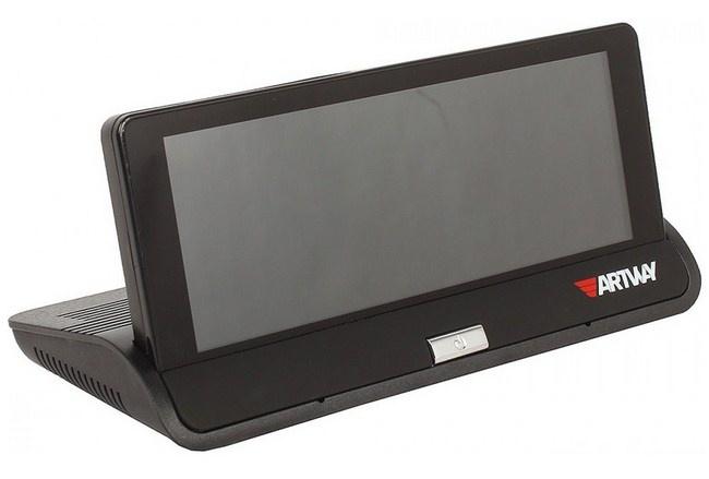 все цены на Видеорегистратор с радар детектором и GPS навигатором Artway MD-910 Android 11 в 1 онлайн