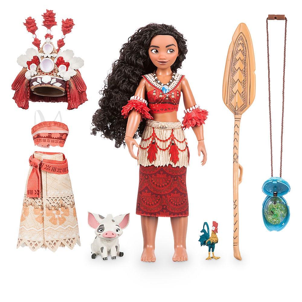 Набор поющая кукла Принцессы Дисней Моана Disney все цены