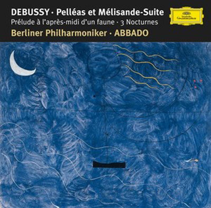 Claudio Abbado. Debussy. Prelude A l`apres-midi d`un faune. Trois