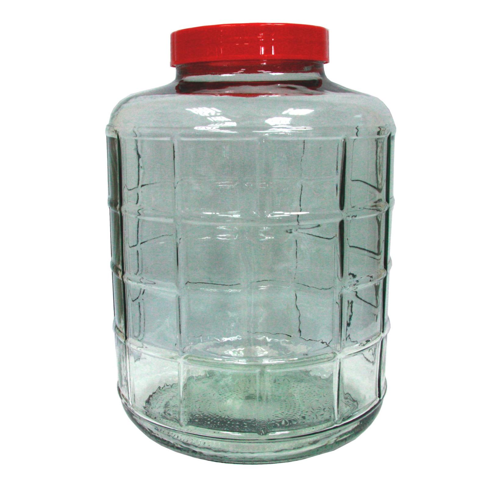 Бутыль 26л c крышкой-гидрозатвором