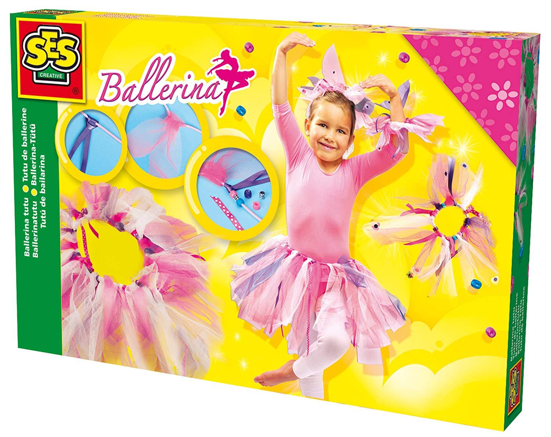Набор для творчества SES Creative Балерина украшения на голову