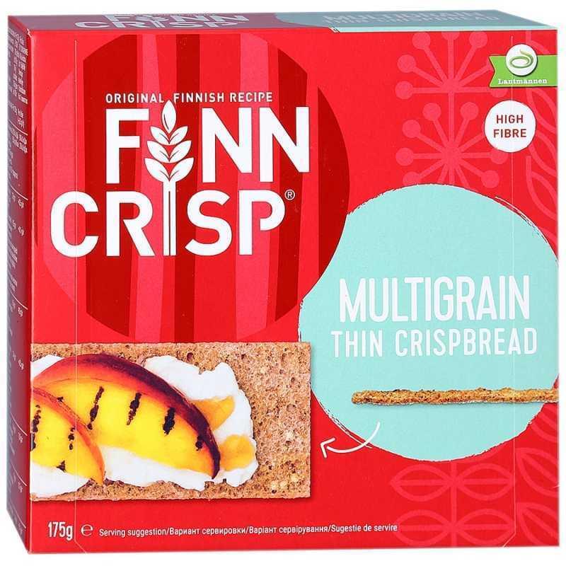 Сухарики Fazer Crisp многозерновые, 175г скейт ridex crisp 22 crisp