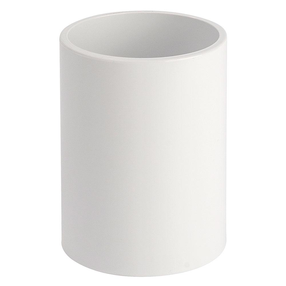 Фото - Стакан для зубных щеток, Inca стакан для зубных щеток white clean мадмуазель 13 5 8 5 см