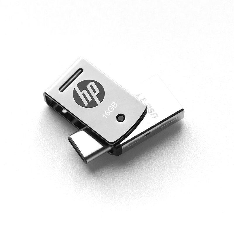 цена на HP X5000M USB Flash Drive 16GB