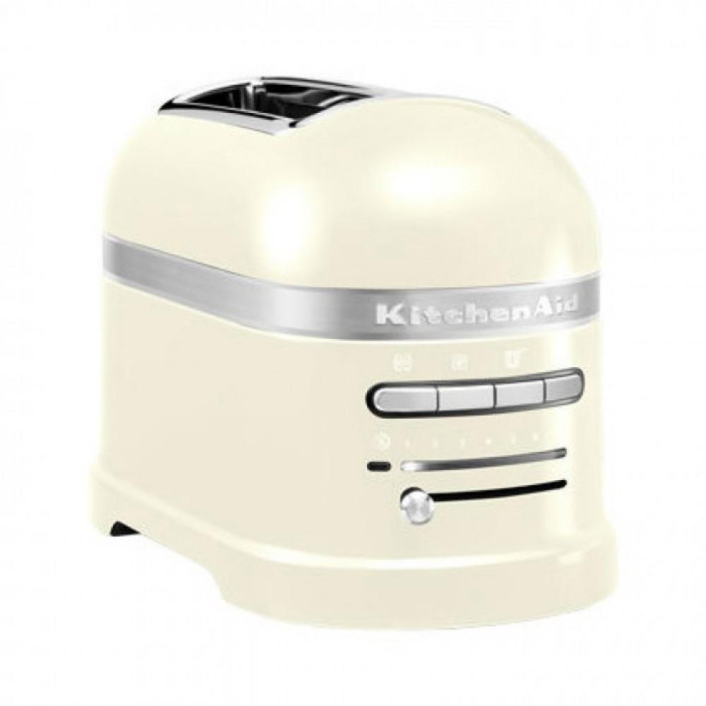 Тостер KitchenAid Artisan, кремовый, 5KMT2204EAC