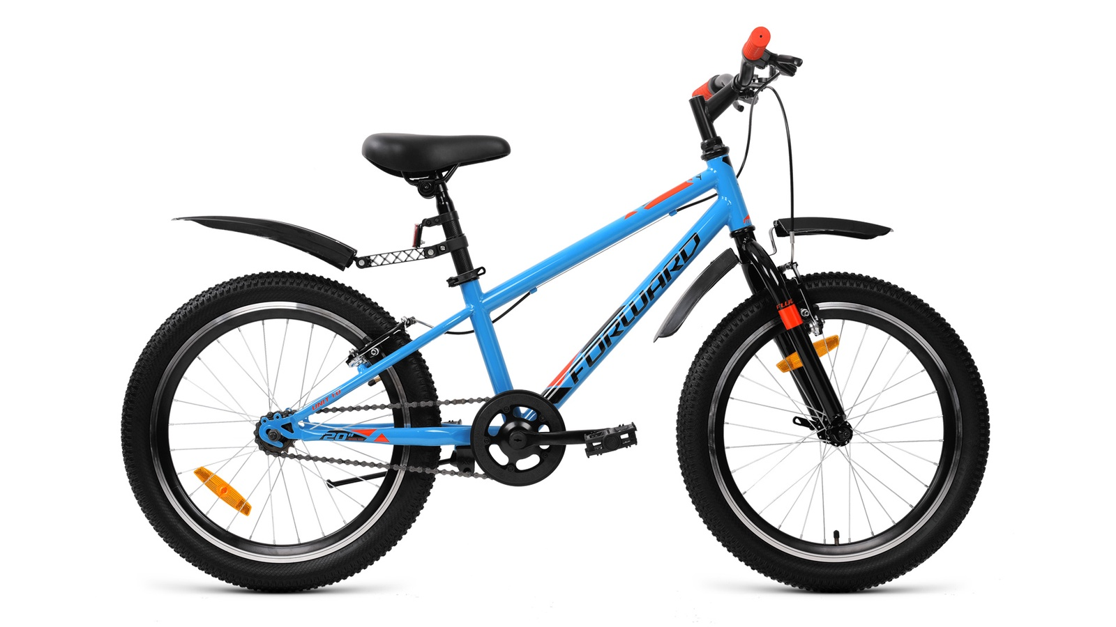 Велосипед Forward Unit 20 1.0 2019 синий недорго, оригинальная цена