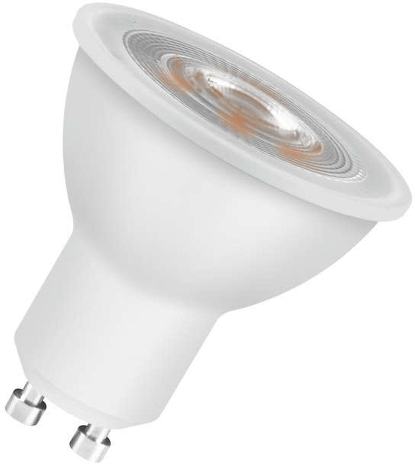 Лампочка Ledvance Osram светодиодная LSPAR165036, Теплый свет 4 Вт, Светодиодная цена