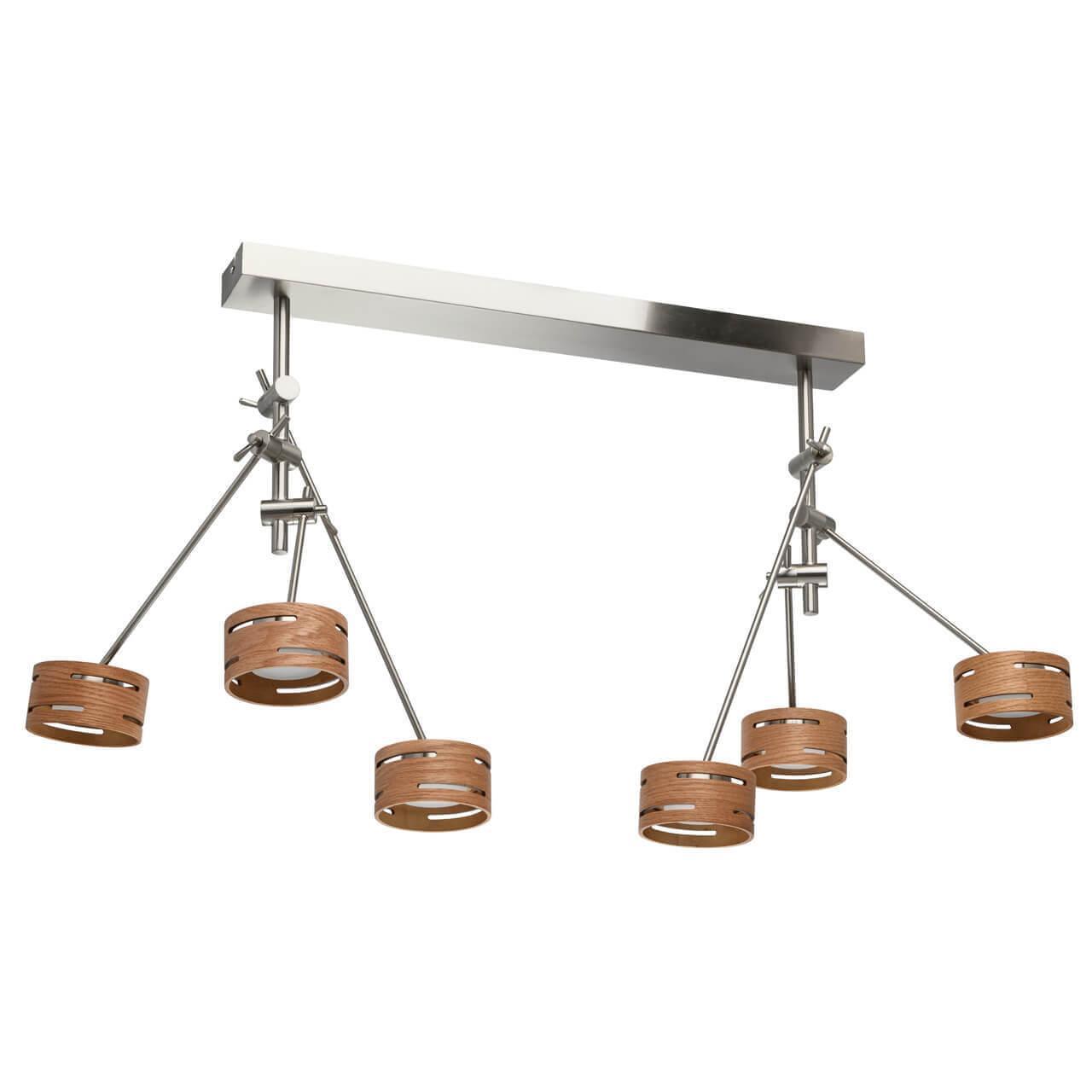 Подвесной светильник De Markt 725010306, LED, 5 Вт подвесная люстра de markt изабелла 35 351018510
