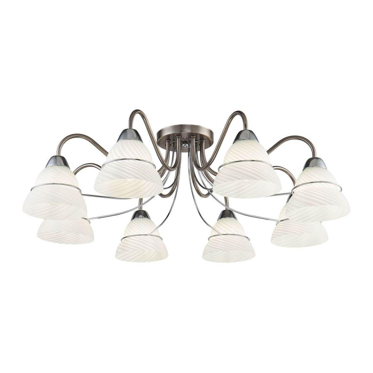 цены на Потолочный светильник Freya FR2013CL-08N, E27, 60 Вт  в интернет-магазинах
