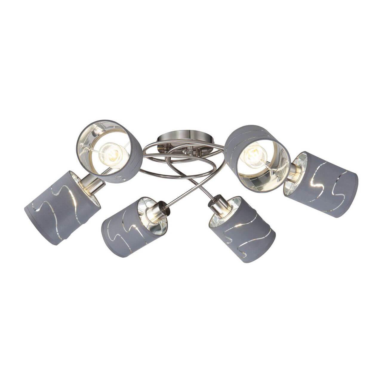 цены на Потолочный светильник Freya FR5001CL-06N, E14, 60 Вт  в интернет-магазинах
