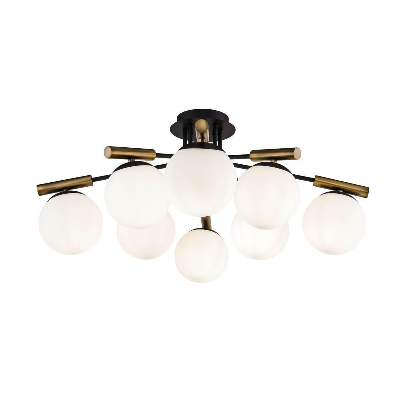 цены на Потолочный светильник Freya FR5011CL-08B, E14, 40 Вт  в интернет-магазинах