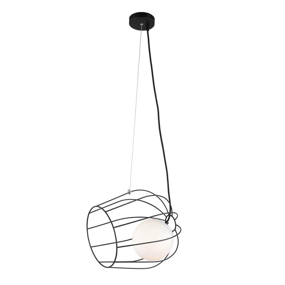Подвесной светильник Omnilux OML-92206-01, E27, 60 Вт