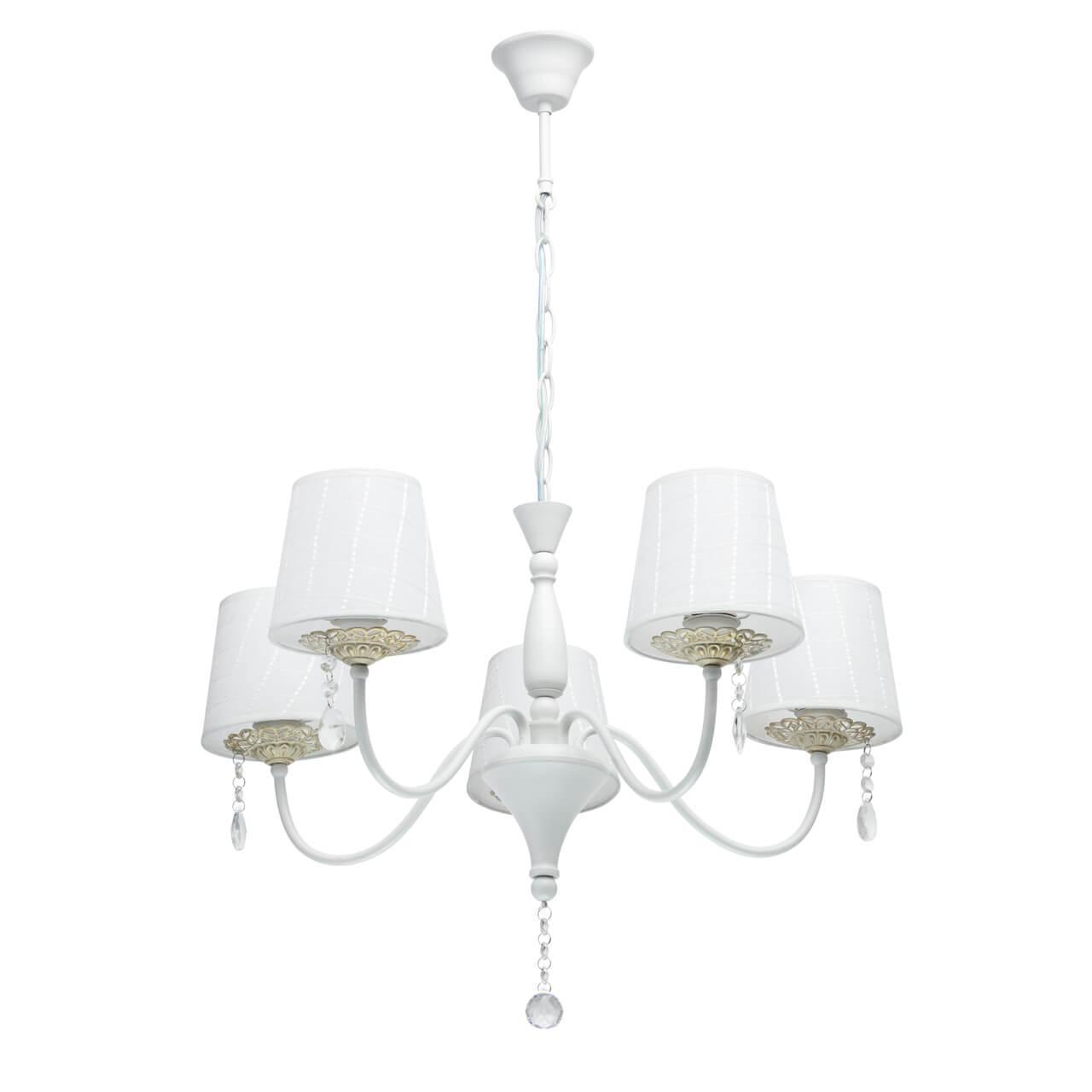 Подвесной светильник De Markt 448012605, E14, 40 Вт подвесная люстра de markt изабелла 35 351018510